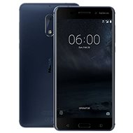Nokia 6 Tempered Blue - Mobile Phone