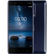 Nokia 8 Tempered Blue - Mobile Phone