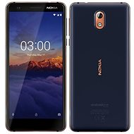 Nokia 3.1 DS Blue - Mobile Phone