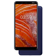 Nokia 3.1 Plus Dual SIM blue - Mobile Phone