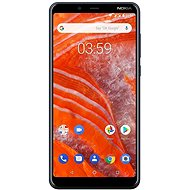 Nokia 3.1 Plus 32 GB Dual SIM Blue - Mobile Phone
