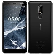 Nokia 5.1 Dual SIM Black - Mobile Phone