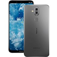 Nokia 8.1 grey - Mobile Phone