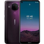 Nokia 5.4 64GB Purple - Mobile Phone