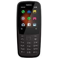 Nokia 220 4G Dual SIM Black - Mobile Phone
