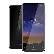 Nokia 2.2 Dual SIM black - Mobile Phone