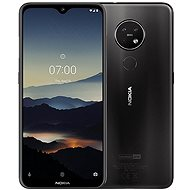 Nokia 7.2 Dual SIM black - Mobile Phone
