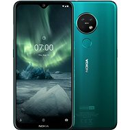 Nokia 7.2 Dual SIM, Green - Mobile Phone