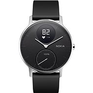 Nokia Steel HR - Black (36mm) - Smartwatch