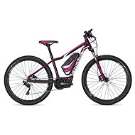 Focus Jarifa Pro 27 Donna Impulse Evo RS Deep purple (2016) - Electric Bike