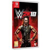 WWE 2K18 - Nintendo Switch - Console Game