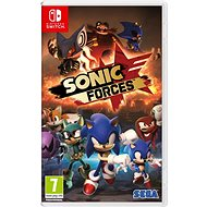 Sonic Forces - Nintendo Switch - Console Game