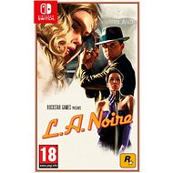 L.A. Noire - Nintendo Switch - Console Game
