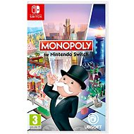 Monopoly - Nintendo Switch - Console Game