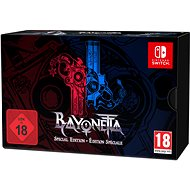 Bayonetta Special Edition - Nintendo Switch - Console Game