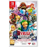 Hyrule Warriors: Definitive Edition - Nintendo Switch - Console Game