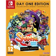Shantae Half Genie Hero Ultimate Edition - Nintendo Switch - Console Game