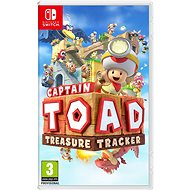 Captain Toad: Treasure Tracker - Nintendo Switch, - Console Game