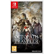 Octopath Traveler - Nintendo Switch - Console Game