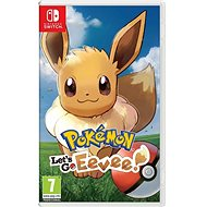 Pokémon Lets Go Eevee! - Nintendo Switch - Console Game