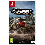 Spintires: MudRunner - American Wilds Edition - Nintendo Switch - Console Game