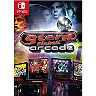Stern Pinball Arcade - Nintendo Switch - Console Game