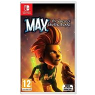 Max: The Curse of Brotherhood - The Nintendo Switch