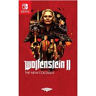 Wolfenstein II: The New Colossus - Nintendo Switch - Console Game