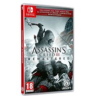 Assassin's Creed 3 + Liberation Remaster - Nintendo Switch - Console Game