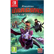 Dragons: Dawn of New Riders - Nintendo Switch - Console Game