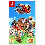 One Piece: Unlimited World Red - Deluxe Edition - Nintendo Switch - Console Game