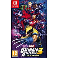 Marvel Ultimate Alliance 3: The Black Order - Nintendo Switch - Console Game