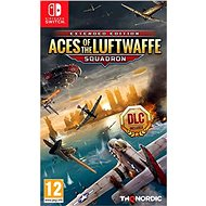 Aces of the Luftwaffe: Squadron Enchanced Edition - Nintendo Switch - Console Game