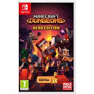Minecraft Dungeons: Hero Edition - Nintendo Switch - Console Game
