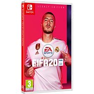 FIFA 20 Legacy Edition - Nintendo Switch - Console Game