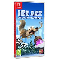 Ice Age: Scrat's Nutty Adventure - Nintendo Switch - Console Game