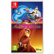 Disney Classic Games: Aladdin and the Lion King - Nintendo Switch - Console Game