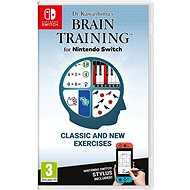 Dr Kawashima's Brain Training - Nintendo Switch - Console Game