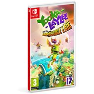 Yooka-Laylee and The Impossible Lair - Nintendo Switch - Console Game