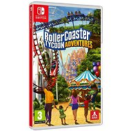 Rollercoaster Tycoon Adventures - Nintendo Switch - Console Game