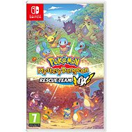Pokémon Mystery Dungeon: Rescue Team DX - Nintendo Switch - Console Game