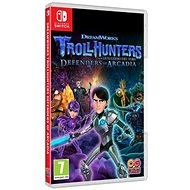 Trollhunters: Defenders of Arcadia - Nintendo Switch - Console Game