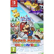 Paper Mario: The Origami King - Nintendo Switch - Console Game