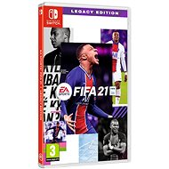 FIFA 21 - Legacy Edition - Nintendo Switch - Console Game