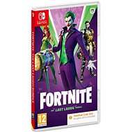 Fortnite: The Last Laugh Bundle - Nintendo Switch - Gaming Accessory