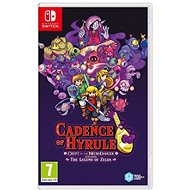 Cadence of Hyrule: Crypt of the NecroDancer - Nintendo Switch - Console Game