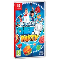 Instant Chef Party - Nintendo Switch - Console Game