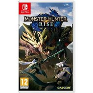 Monster Hunter Rise - Nintendo Switch - Console Game