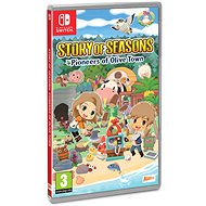 Story of Seasons: Pioneers of Olive Town - Nintendo Switch - Console Game