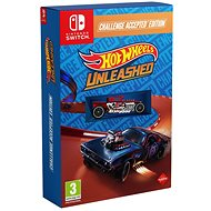 Hot Wheels Unleashed: Challenge Accepted Edition - Nintendo Switch - Console Game